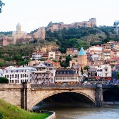 Georgia Country, Armenia, Georgian, Christmas Ideas, Beautiful Places, History, World, City, Beauty
