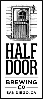 Half Door Brewing Co. is a new San Diego Brewery and Pub located in the East Village. Distillery, Brewery, Half Doors, San Diego Food, East Village, Brewing Co, December, Places, House