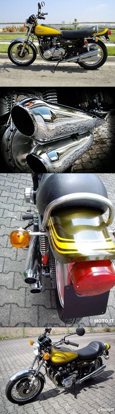 Kawasaki KZ900 - Beautiful Motorcycle...
