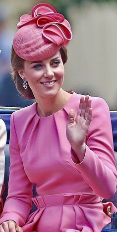 monmon and the royals — Trooping The Colour 2017