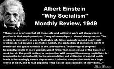 60 χρόνια από το θάνατό του - 110 χρόνια από τη διατύπωση της θεωρίας της σχετικότητας, ένα κείμενο του Αϊνστάιν για τον σοσιαλισμό...