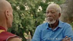 Morgan Freeman:  Budismo e o Poder Mental de Realizar Milagres