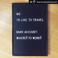 Sad but True 😭😂 . 💸💸💸 - Quotes - The Stylish Quotes Work Quotes, Great Quotes, Quotes To Live By, Me Quotes, Funny Quotes, Inspirational Quotes, Word Board, Quote Board, Message Board