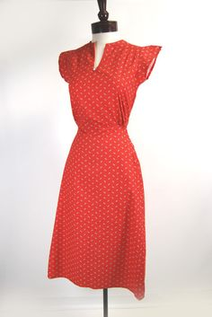 Retro Dresses Vintage Inspired Clothing - Red Dress Shoppe | Style ...