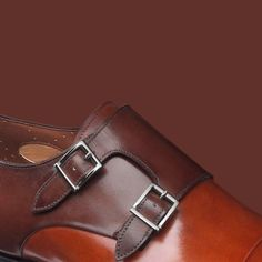 The value of individuality for creators and wearers. Personalize the double buckle model by adding your initials. Exquisite shoes for the most important occasions. #MySantoniColours is available online at #SantoniShoes.com #Santoni #Santoni4Men #Luxury #ShopOnline