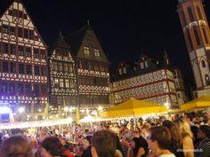 Frankfurt - Römerberg - Mainfest