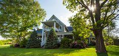 fancy Historic Glendale Springs Inn & Restaurant Being Offered To The Highest Bidder At Online Auction