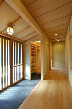 伝統和風から和モダンまで、和風住宅の設計 株式会社菅野企画設計 実績ギャラリー   軒を抑えた大屋根和風住宅