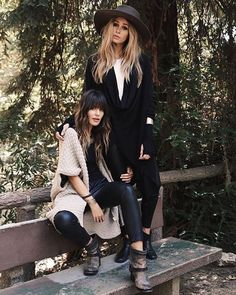 """L O V E S T I T C H on Instagram: """"Preview of our Fall 2015 campaign with @caitbarkerr and @natamals shot by the amazing @saaaaamk ❤️ #newmarkmodels #caitbarker #natalieboras #Lovestitch #shoplovestitch #griffithpark #losangeles #love #gorgeous #fall #fallstyle"""""""