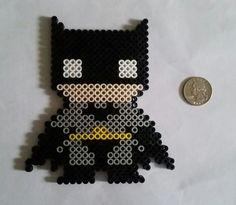 Batman et Logo Perler Bead