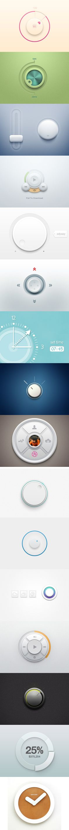 User Interfaces that I like