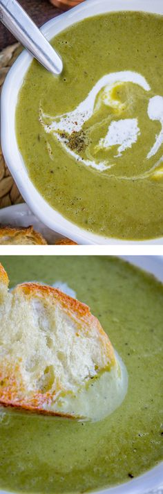 30 minute pea soup