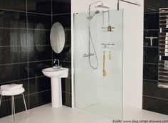 Łazienki z prysznicem