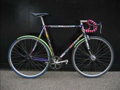 k-wallblog: Bikes with Cool Paint jobs