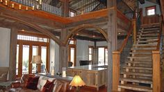 Marquette Douglas Fir Weathered Timbers