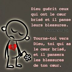 Toi qui as le cœur brisé My Jesus, Jesus Christ, Inspirational Prayers, Life Words, Praise The Lords, No One Loves Me, Savior, First Love, Encouragement