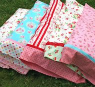 a magic pillowcase tutorial! using french seams, sealed seams! Make these cuties!