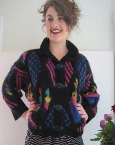 Patricia Roberts Knitting Patterns : 1000+ images about Patricia Roberts on Pinterest Robert richard, Knitw...