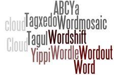 The best 10 free word cloud tools for teachers / @medkh9   #readytoteach #readyforsocialmedia