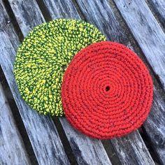 Mirawyn Crafts: Foldable Flying Disc – A Crochet Pattern