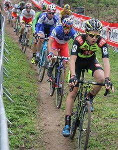 Cyclocross CDM de Koksijde.  (Photo @GregIenco)