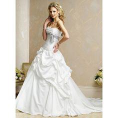 Classic Wedding Dress for Bride