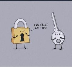 No eres mi tipo - Happy drawings :)