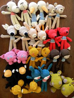 26 picapaus by pica - pau, via Flickr