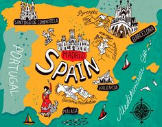 Ένα υπέροχο road trip στην Ισπανία
