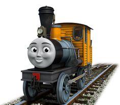 Thomas e seus amigos - Minus Thomas And Friends Engines, Thomas And His Friends, Baby Birthday, Friend Birthday, Friend Book, Thomas The Tank, Model Trains, Toy Trains, Stone Art
