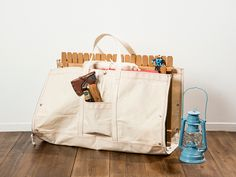 about | spoonful-tote(スプーンフル トートバック)- 荷物に合わせて変形できる帆布製トートバッグブランド