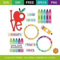 (FLASH FREEBIE) School Elements - get this quickly b/c it can change at anytime!!