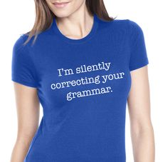 Why do it out loud when you can do it in your head? Tell people whats really going on in your mind with this funny shirt.