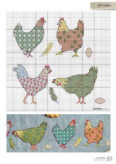Cross Stitch Sampler Patterns, Cross Stitch Freebies, Cross Stitch Books, Cross Stitch Needles, Cross Stitch Bird, Cross Stitch Samplers, Cross Stitch Animals, Cross Stitch Charts, Cross Stitch Designs