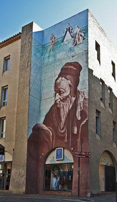 Street Art -  Salon-de-Provence