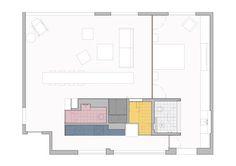 Pantone Apartament,Floor Plan