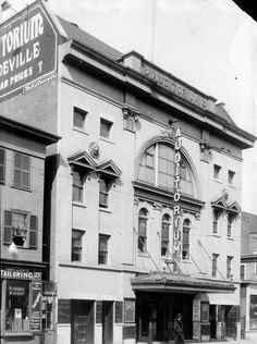 CSI: LYNN, Massachusetts  This theater was known as The Auditorium (1905-1950), then the Colony (1951-1953, razed in 1968).  21 Andrew St.