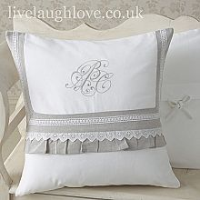 Decorative Cushion Cover-Belle with Pad