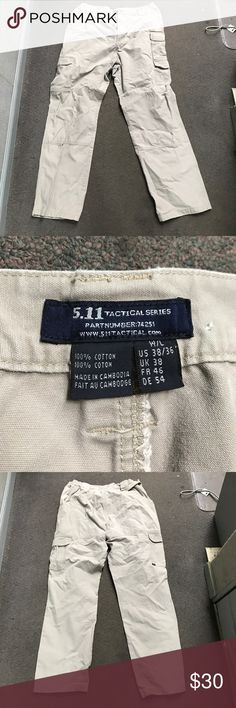 Men's pants 5.11 tactical men's pants 38/36 5.11 Tactical Pants Cargo