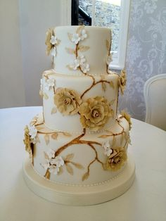 Possibly The Cutest Wedding Cakes Ever - Cake: The Cake Parlour