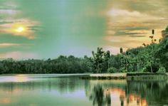 Traveluxion: Danau Kayangan Lembah Sari Tempat Wisata di Riau T...