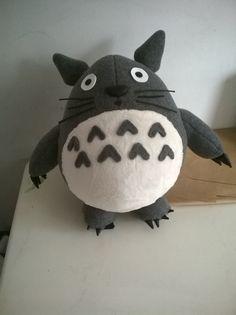 Totoro, anima,