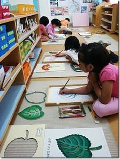 introduction à la pédagogie Montessori.