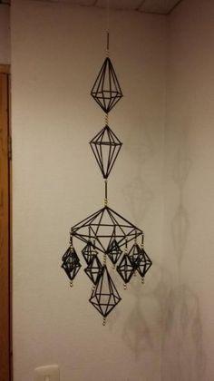 Pillihimmeli Beading Projects, Handmade Ornaments, Hearts, Xmas, Home Decor, Egg, Yule, Navidad, Decoration Home