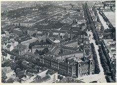 Berlin - Moabit Justizzentrum ca 1910