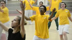 High percentages of incarcerated women suffer from untreated PTSD. One quickly expanding program is successfully using dance to help them move forward.