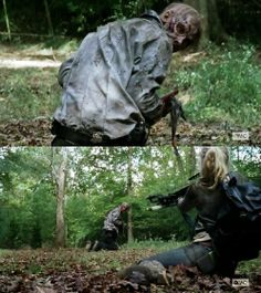 The Walking Dead | S04E13 | Alone | AMC