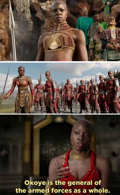 "We Need To Talk About The Women Warriors In ""Black Panther"""
