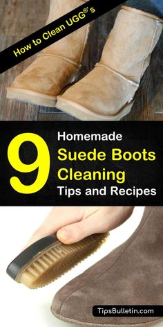 33 best cleaning suede images cleaning suede how to clean suede rh pinterest com