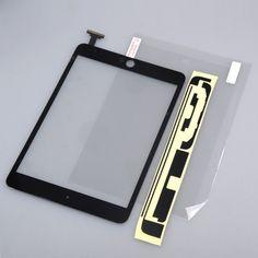 iPad Mini LCD Glass Screen Digitizer Replacement Black
